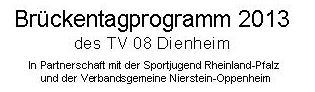 Flyer Brückentag 30.05.2014 BANNER
